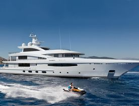Amels delivers brand new 58m superyacht 'Volpini 2'