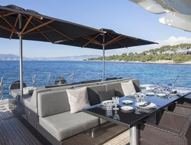 Superyacht 'RG 512' Offers Charter Discount in the West Mediterranean
