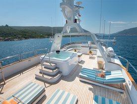 Motor Yacht 'Cheetah Moon' Offers Special Mediterranean Charter Deal
