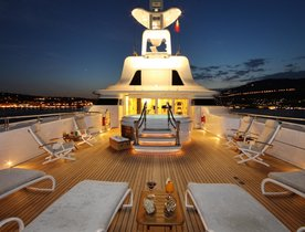 Lurssen Charter Yacht 'Capri I' Confirmed For Mediterranean Yacht Show 2017
