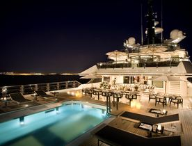 Superyacht ALFA NERO Confirmed for MYBA Charter Show 2014