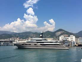 Tankoa Yachts launches brand new 72m charter yacht SOLO