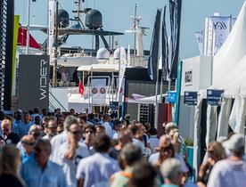 VIDEO: Day 2 of the Cannes Yachting Festival 2016