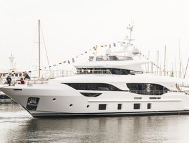 Benetti launches brand new charter yacht URIAMIR
