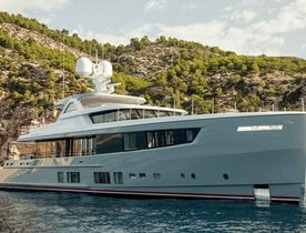 Be among the first to charter brand new motor yacht CALYPSO