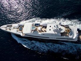 Sycara V Charter Yacht Last Minute Availability