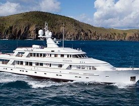 Feadship Motor Yacht Audacia Joins The Charter Fleet