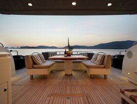 Charter Yacht RAPS New to the Charter Fleet