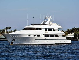 Motor Yacht THEMIS Newly for Charter