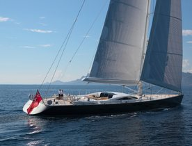 Sailing Yacht HEUREKA has Open Charter Calendar in the Mediterranean