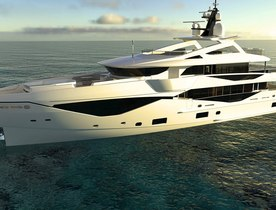 Sunseeker reveal new 40M superyacht at Cannes Yachting Festival