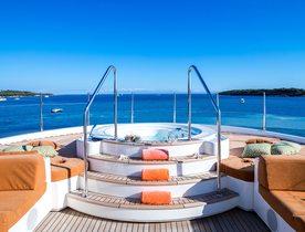 South of France yacht charter: Motor yacht 'Avant Garde 2' unveils summer availability