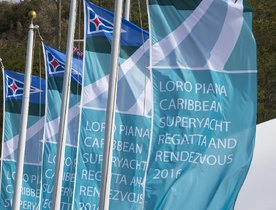 Rip-Roaring Success for Charter Yachts at the Caribbean Regatta and Rendezvous