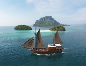 Superyacht 'El Aleph' Taking Bookings for Charters in Indonesia