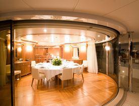 Superyacht 'Blue Vision' Late Availability