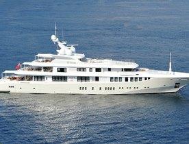 Superyacht Plan B For Charter Next Summer