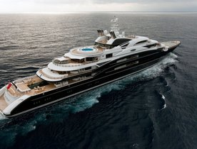 Video of Superyacht SERENE – the Ultimate Charter Yacht