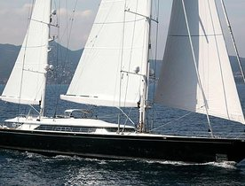 Sailing Superyacht Parsifal III Back on The Charter Market