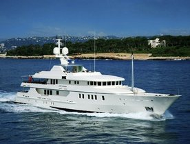 Superyacht Marjorie Morningstar Joins the Charter Fleet