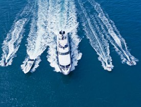 Charter Yacht TEMPTATION Offers Special Summertime Rate
