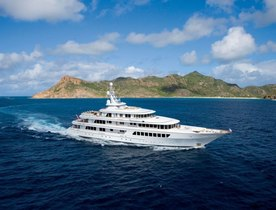 Feadship Completes Refit of Charter Superyacht Utopia
