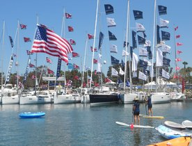 San Diego International Boat Show 2013