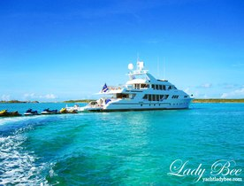 Superyacht 'Lady Bee' Offers No Delivery Fees in the Bahamas