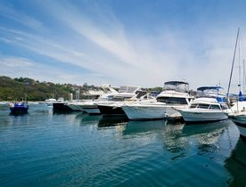 Australia's Marina's Expand to Boost Superyacht Industry