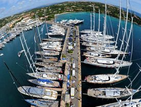 Registration Opens for the 2014 Loro Piana Superyacht Regatta