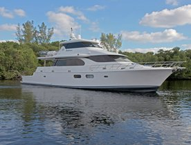 ANDIAMO Charter Yacht Available in the Florida Keys