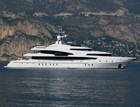 Superyacht 'Lady Christina' Receives International Superyacht Society Nomination