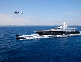 Christmas Charter Availability on Superyacht AIR
