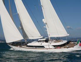 Sailing Yacht ROSEHEARTY Expands Cabin Layout