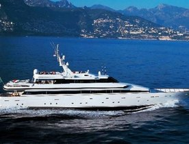 Superyacht 'COSTA MAGNA' Available for Charter in August