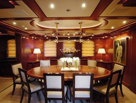 Luxury Sailing Yacht ATHENA Available for New Year's Charter