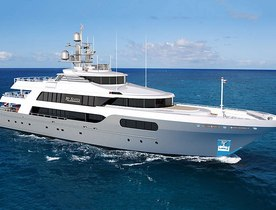 Superyacht 'My Seanna' Offers Charter Deal in the Bahamas