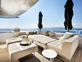 Charter Luxury Yacht JURATA in Sardinia With No Delivery Fees