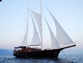 Sail Yacht MYRA Offering Western Med Deal