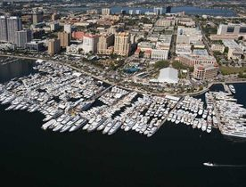 Palm Beach Boat Show 2013