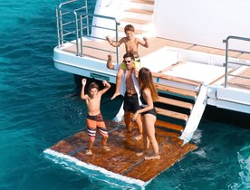 Price reduction on Australia yacht charters with superyacht ONEWORLD