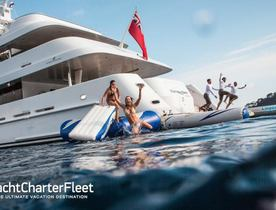 Superyacht TURQUOISE Offers up to 30% Discount on Caribbean Charters Between February and April