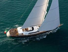 Superyacht 'Clan VIII' Joins Global Charter Market