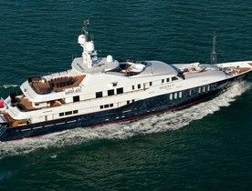 Mediterranean charter special: Save 15% on superyacht 'Sequel P'