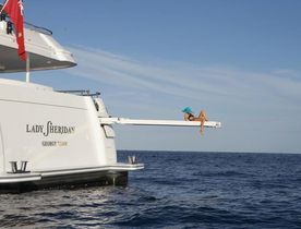 Superyacht 'Lady Sheridan' Open For Charter In Corsica And Sardinia This Summer