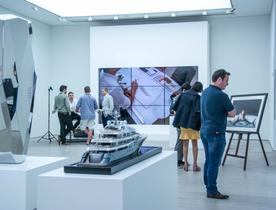Superyacht Gallery Judged A Roaring Success