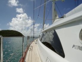 Sailing Yacht 'State Of Grace' Open To Charter For St Barts Bucket 2017