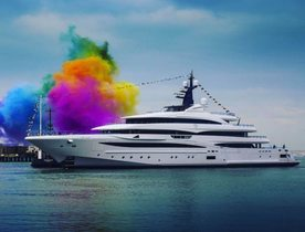 Video: Brand New Superyacht 'Cloud 9' Available For Charter