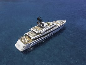 Charter fleet welcomes recent entrant 50m motor yacht LEL to its ranks around the West Mediterranean