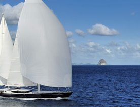 DRUMBEAT Charter Yacht Continues Circumnavigation