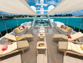 Save 20% With Charter Yacht ATTITUDE This Winter